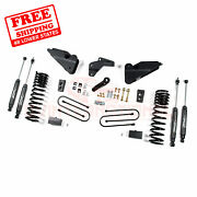 Zone 4.5 Front And Rear Suspension Lift Kit For Ram Ram 3500 4wd Diesel 2013-2018