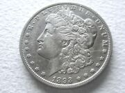 1893-o Morgan Silver Dollar Coin Choice Coveted Date Strong Detail 13-r