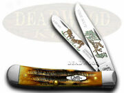 Case Xx Trapper Knife The Rut 6.5 Bone Stag 1/600 Stainless Pocket Knives