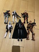 Lego Star Wars Buildable Figures Lot