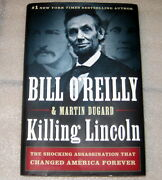 Bill O'reilly Signed Book Killing Lincoln Martin Dugard First Ed Hc Autographed