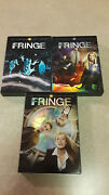 Fringe Season 1,2 And 3 Dvd Collection