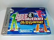 Dance Dance 💃 Revolution Dvd Game No Special Video Game Required 2 Dance...