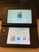 3ds Xl Works Well No Game/charger Hinge Holds/works But Has Damage