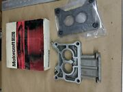 Motorcraft Cm3571 - Carb. Spacer With Gaskets - Ford 2bls. Nos