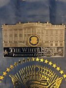 The White House Presidential Food Service Coin Authentic White House Issue.