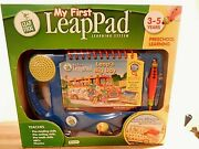 Leapfrog My First Leappad Handheld Learning System Leap Frog Pad New Old Stock