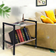Simple Modern Bedroom Bedside Table With Office Furniture Mini Storage Rack