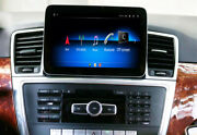 8.4 Android 10 Gps Navigation For Mercedes Benz M Ml W166 Gl X166 2012-2015