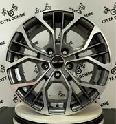 Set 4 Alloy Wheels Compatible V W Mens 7.5jx18 New 5x112 Offer Gmp Italy