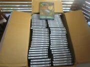 Aquaria Freshwater  Lot Of 60 Sealed Rare  Relaxing Video And Music Bv195