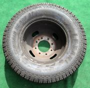 Factory Ford F350 Wheel New Tire Spare Oem Dually F350 17 Inch F350sd Lt 10093