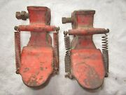 Ac Allis Chalmers Tractor Am5121- Am5120 Snap Coupler Lift Latches