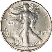 1937-s Walking Liberty Half Great Deals From The Executive Coin Company