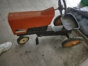 Vintage Allis Chalmers 7045 Pedal Tractor - Local Pick Up Wch Ohio