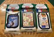 2016 Topps Wacky Packages Major League Baseball Collector 3 Sealed Packs