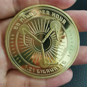 2021 Back To The Future Flux Capacitor 88 Miles Per Hour Sci Fi Collection Coin