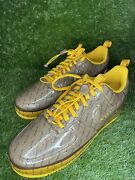 Rare Air Force 1 Experimental Archaeo Brown Cz1528-200 Mens Us Size 14 No Lid