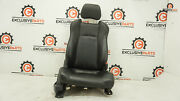 2003-2009 Nissan 350z Oem Front Right Rh Passenger Leather Seat Assembly 1052