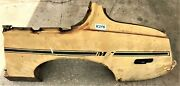 Used Original ... 71 - 72 Mg Midget Lh Rounded Rear Inner And Outer Fender  K208