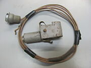 58 59 60 61 62 Corvette Parking Brake Lamp Switch And Bracket Untested