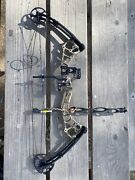 Pse Stinger Extreme 32 - 70. Rh . Bow And Accessories Ready To Shoot.
