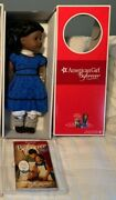New American Girl Doll Addy Beforever Nrfb Gift Set Book Included
