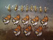 New Linkert Carburetor Needle And Seat Lot W/ Patches