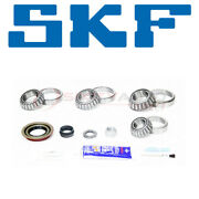 Skf Axle Differential Bearing And Seal Kit For 1981-1988 Dodge D350 3.7l 5.2l Zd