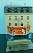 Model Power N Scale Kit Movie Theater 1537 Pola Faller Store Hotel House