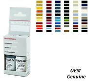 Nissan Touch-up Pencil Pen Paint With Brush Full Palette 2x 9ml 0.30oz - Genuine