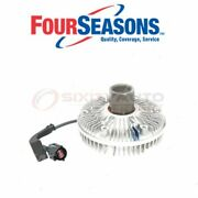 Four Seasons Engine Cooling Fan Clutch For 2003-2005 Ford Excursion - Belts Ac