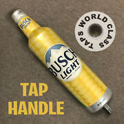 Special Edition Corn New Busch Light Beer Bottle Tap Handle Marker Farmers Usa