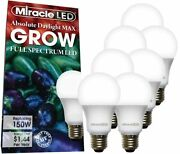 Miracle Led Absolute Daylight Max Almost Free Energy Led Grow Light Bulb Full...