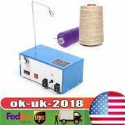 High Speed Automatic Bobbin Winder Auto Sewing Emboidery Winding Machine Us Sale