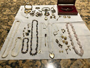 Gold Filled 14k 10k Wearable Jewelry Lot Excellent Vintage Pieces Free Ship