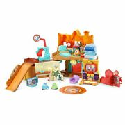Vtech Go Go Cory Carson Cory's Stay And Play Home Years 2+ New In Box