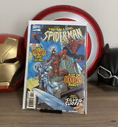 Amazing Spider-man 430 With Cosmic Carnage Hot Key High Grade