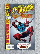 Marvel Comic - Web Of Spiderman Vol1 118 / Mint First Ben Reilly Appearance