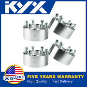 3-6x5.5-12x1.5 For Ford Ranger Lexus Gx460 Toyota 4runner/tacoma Wheel Spacers
