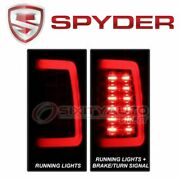 Spyder Auto Tail Light Set For 2011-2018 Ram 2500 - Electrical Lighting Body Ly