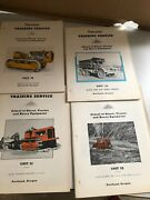 4 1945 Interstate Training Service Diesel Tractor And Heavy Equipment Manuals