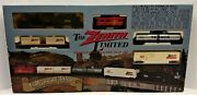 Vintage Zenith Ho Scale Model Electric Train Set Collector's Edition