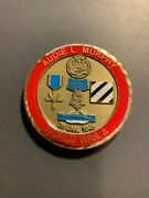 Audie Murphy Medal Of Honor Challenge Coin World War Ii