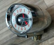 1960 Buick Cats Eye Clock. Excellent Condition
