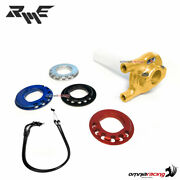 Robby Moto Competition Quick Throttle Gold 22mm+wire Honda Vtr1000 Sp02 0204