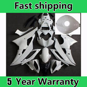 Abs Fairings Kit + Tank Cover For 2008-2016 Yamaha Yzf-r6 Yzf R6 Unpainted Body