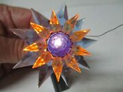 1930s C-6 Double Matchless Star Light 1 - Blue Amber Cobalt - 700 Size