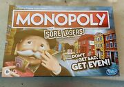 Nib Monopoly For Sore Losers Board Game Sealed