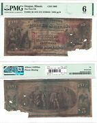 1875 5 First National Bank Of Oregon 1969 Pmg Good-6